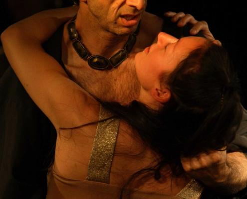 Antoine et Cléopâtre - Florence Tosi et Alexis Desseaux