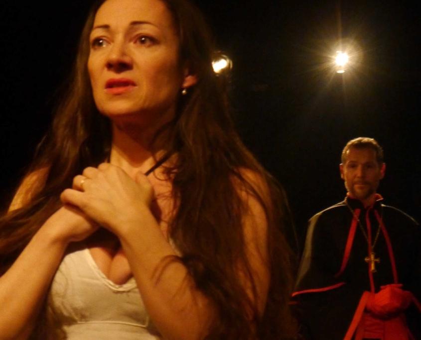 Lorenzaccio - Florence Tosi & Dominique Ploteau